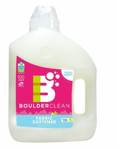 Boulderclean Mountain Meadow Fabric Softener Perspective: front