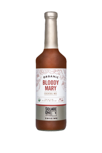 Square One Organic Spirits Bloody Mary Mix Perspective: front