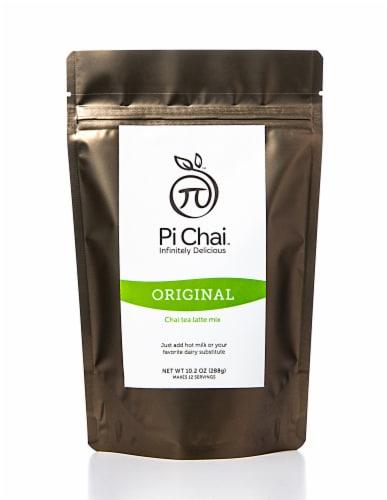 Pi Chai Original Chai Tea Latte Mix Perspective: front