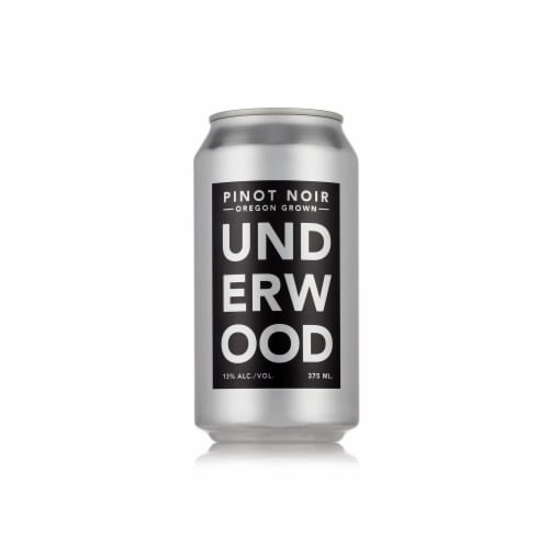Underwood Pinot Noir Can Perspective: front