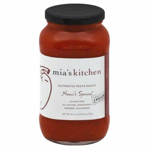 Mia's Kitchen Nonni's Special Perspective: front