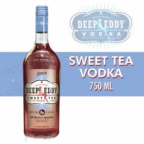 Deep Eddy Sweet Tea Vodka Perspective: front