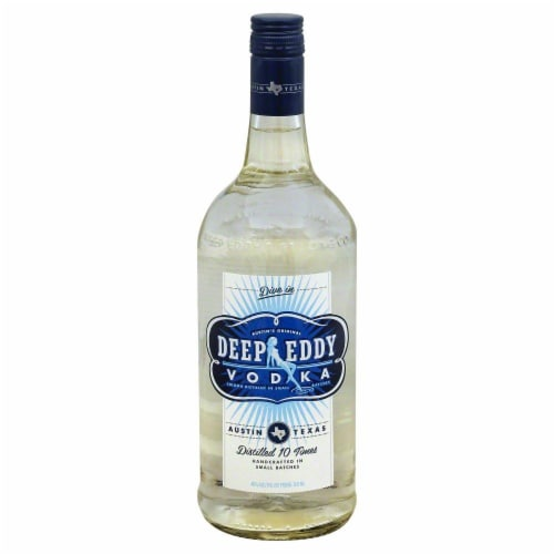 Deep Eddy Vodka Perspective: front