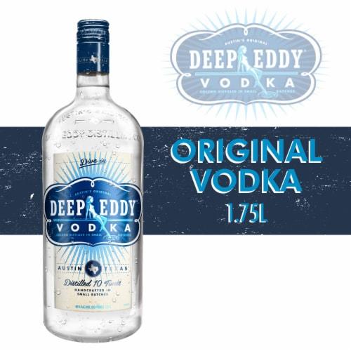Deep Eddy Vodka Perspective: front