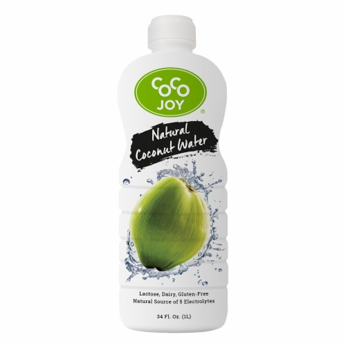 CoCo Joy Coconut Water Perspective: front
