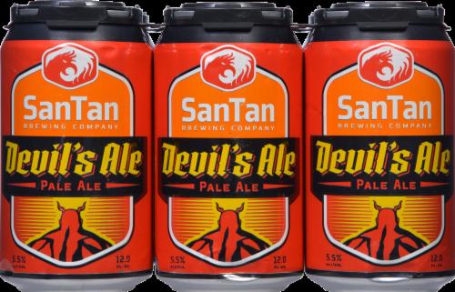 SanTan Devils Ale Perspective: front