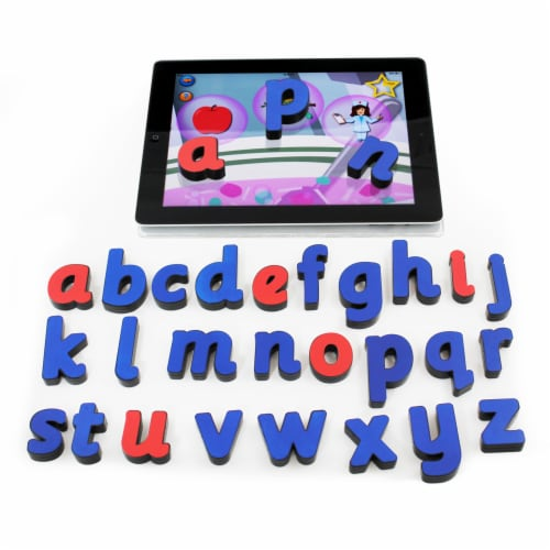 Junior Learning Touchtronic Letters Classroom Kit Perspective: front