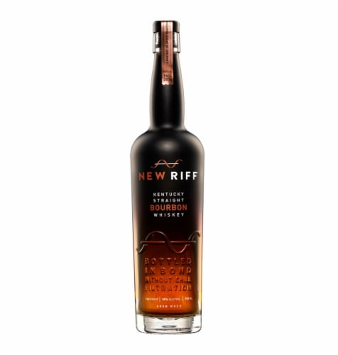 New Riff Distilling Kentucky Straight Bourbon Whiskey Perspective: front