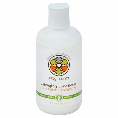 Baby Mantra Detangling Conditioner Perspective: front