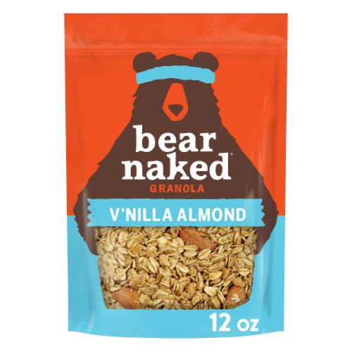 Bear Naked Fit V'nilla Almond Granola Perspective: front