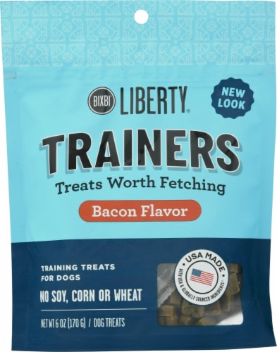 Buckley Trainers Bacon Flavored Dog Treats Perspective: front