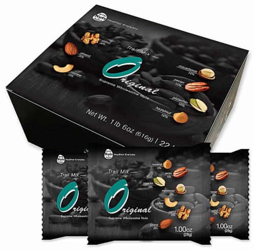 Daily Nuts & Fruits Original Trail Mix Perspective: front
