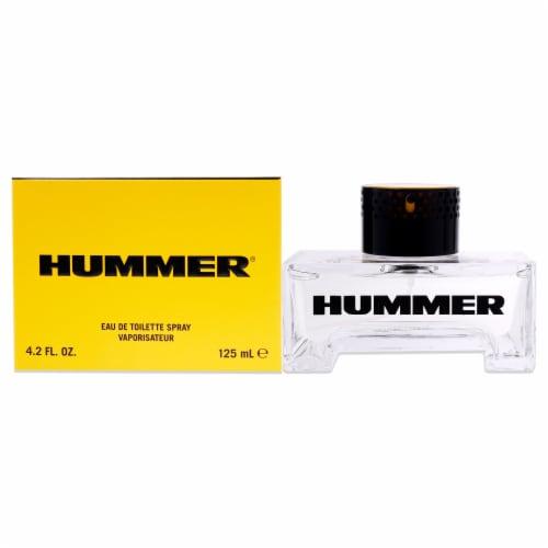 Hummer Hummer EDT Spray 4.2 oz Perspective: front
