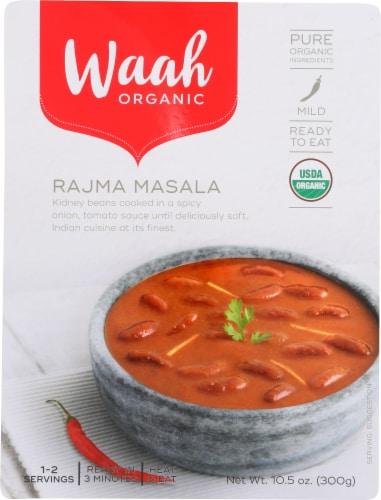 Waah Organic Rajma Masala Perspective: front