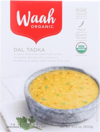 Waah Organic Dal Tadka Perspective: front