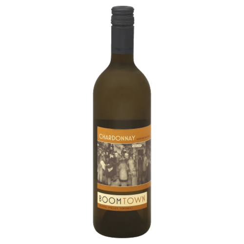 Dusted Valley Boomtown Chardonnay Perspective: front