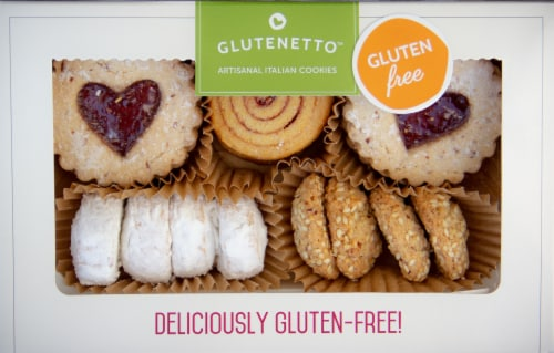 Gluten Free Boxed Assortment - Pack of 3 Perspective: front