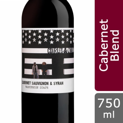 Charles & Charles Red Blend Wine Perspective: front