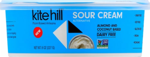 Kite Hill Sour Cream Perspective: front