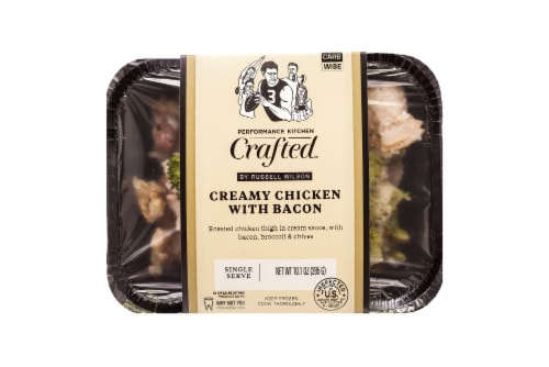 Performance Kitchen Crafted Creamy Chicken with Bacon & Chives Perspective: front