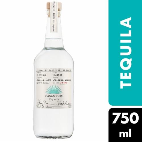 Casamigos Tequila Blanco Perspective: front