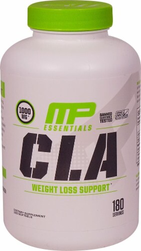 MusclePharm  Essentials CLA Perspective: front