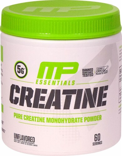 MusclePharm  Creatine Essentials   Unflavored Perspective: front