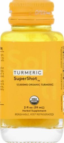 Sol-ti Organic Turmeric SuperShot Perspective: front