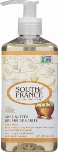 South of France Shea Butter Hand Wash Perspective: front