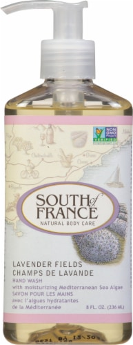South of France Lavender Fields Hand Wash Perspective: front