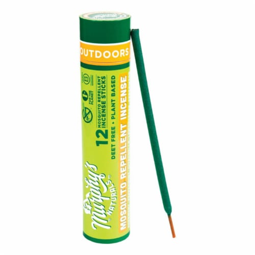 Murphys Naturals 7829955 Insect Repellent Incense for Mosquitoes & Other Flying Insects, 12 p Perspective: front