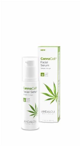 Andalou Naturals CannaCell Facial Serum Perspective: front