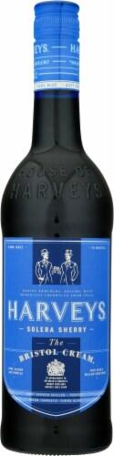 Harveys Bristol Cream Sherry Perspective: front