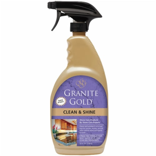 Granite Gold Clean & Shine Cleaner Perspective: front