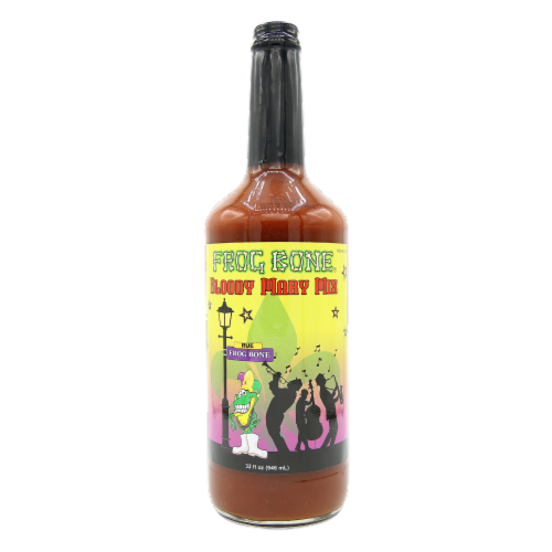 Frog Bone Bloody Mary Mix, 32oz Perspective: front