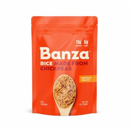 Banza Chipotle Tomato Chickpea Rice Perspective: front