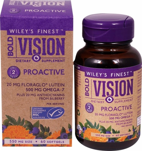 Wiley's Finest  Bold Vision Proactive Perspective: front