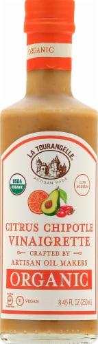 LaTourangelle Organic Citrus Chipotle Vinaigrette Perspective: front