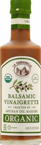 La Tourangelle Organic Classic Balsamic Vinaigrette Perspective: front