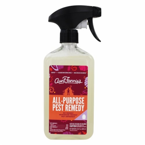 Aunt Fannie's  All-Purpose Pest Remedy Liquid Spray Perspective: front