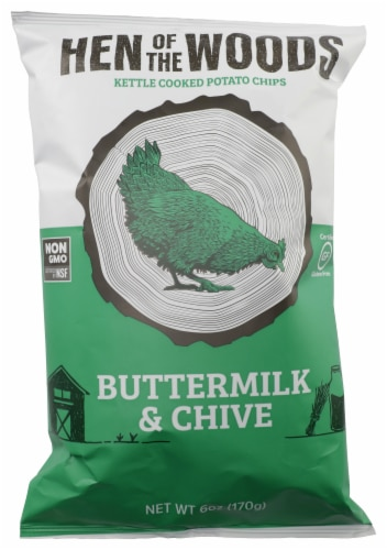 Buttermilk & Chive 6oz 8 Count Perspective: front