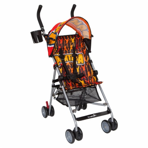 Pantera Ultralight 5 Point Safety Harness Umbrella Stroller by Daphyl's Perspective: front