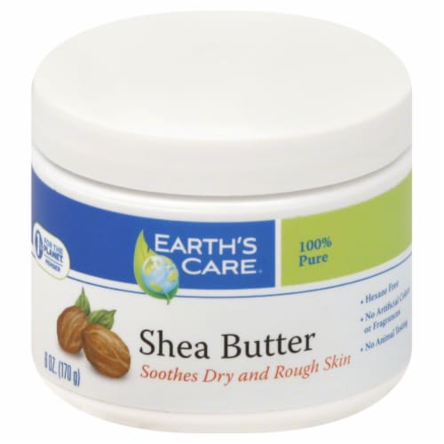 Earth's Care Shea Butter Perspective: front