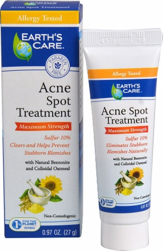 Earth's Care  Acne Spot Treatment Perspective: front