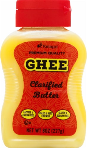Kelapo Ghee/Clarified Butter Perspective: front