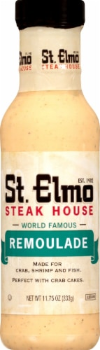 St. Elmo Steak House Remoulade Dressing Perspective: front