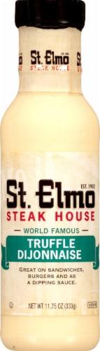 St. Elmo Steak House Truffle Dijonnaise Sauce Perspective: front