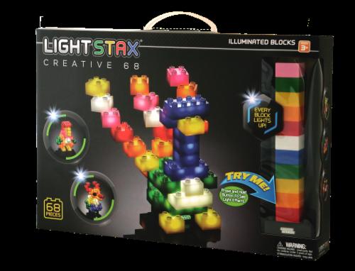 Light Stax Creative Illuminated Blocks Perspective: front