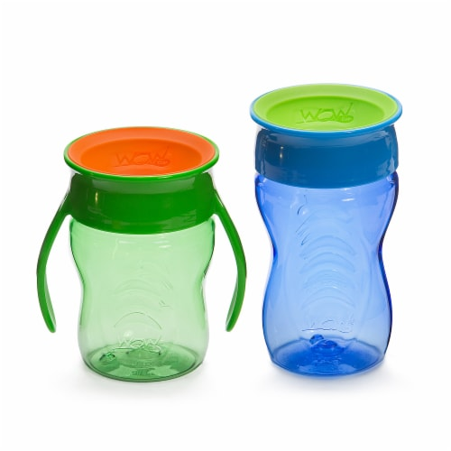 Wow Cup Kids & Baby Stages Cups 2 Count Perspective: front