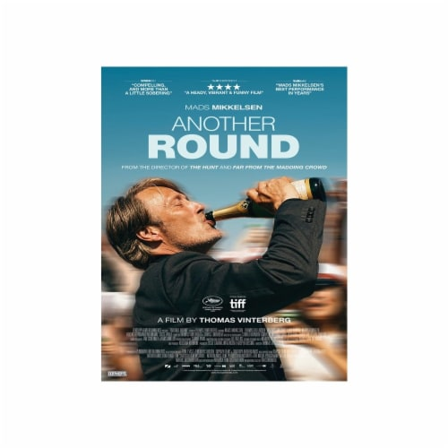 Another Round (2020 - Blu-Ray) Perspective: front